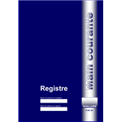 Registre main courante GM